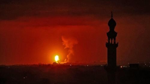 Bertambah Lagi, 103 Warga Palestina Tewas Akibat Gempuran Israel!