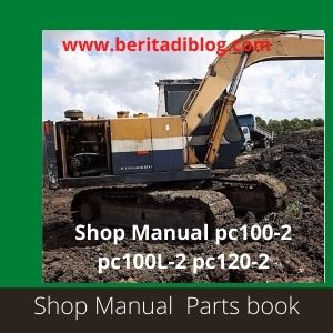 Shop manual pc100-2 pc100L-2 pc120-2 komatsu
