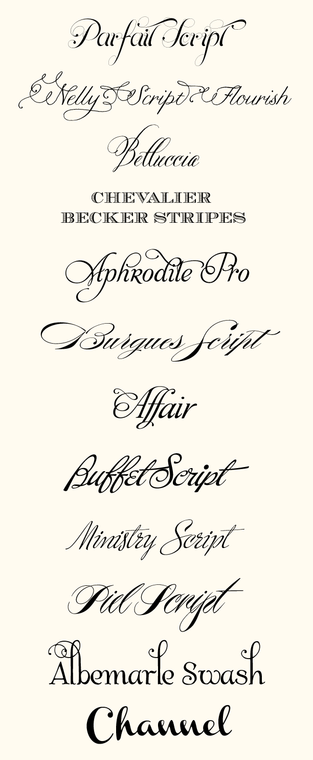 Fonts on Pinterest | Handwritten Fonts, Wedding Fonts and ...
