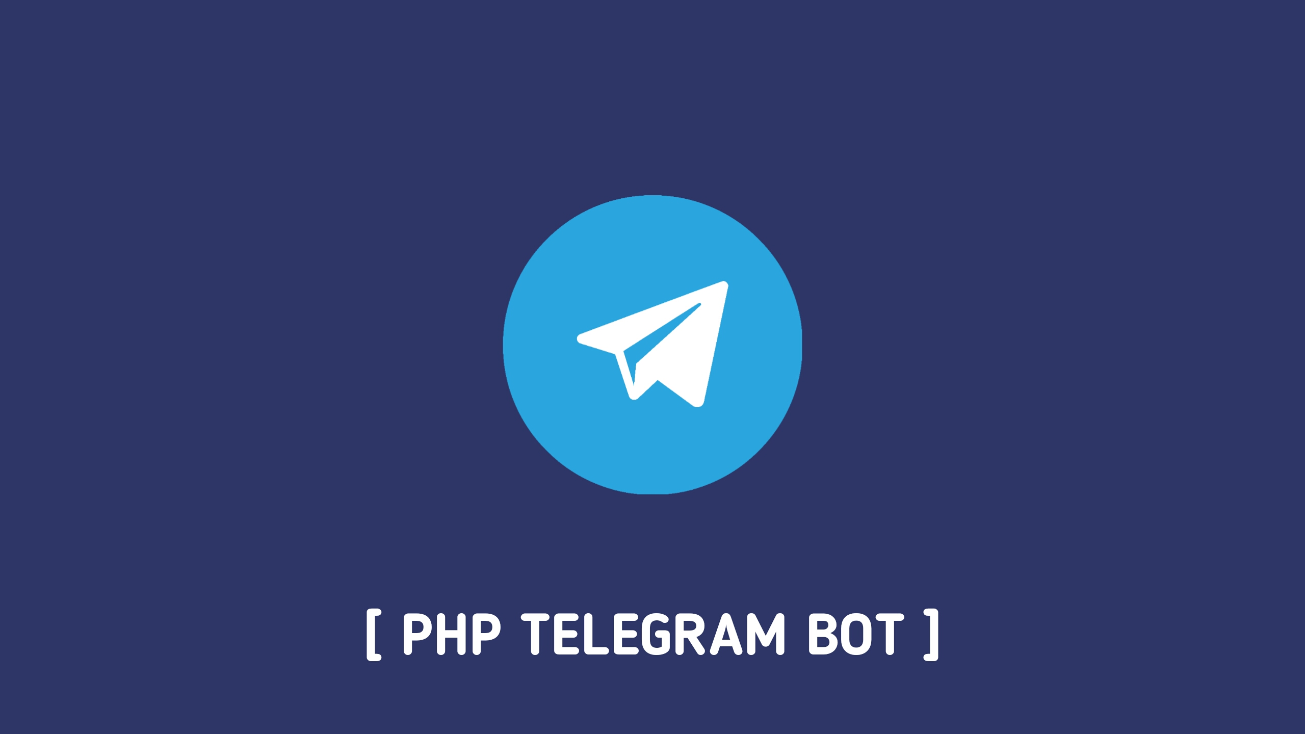 Script PHP Bot Telegram