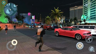 Gangstar Vegas MOD APK Unlimited Money VIP
