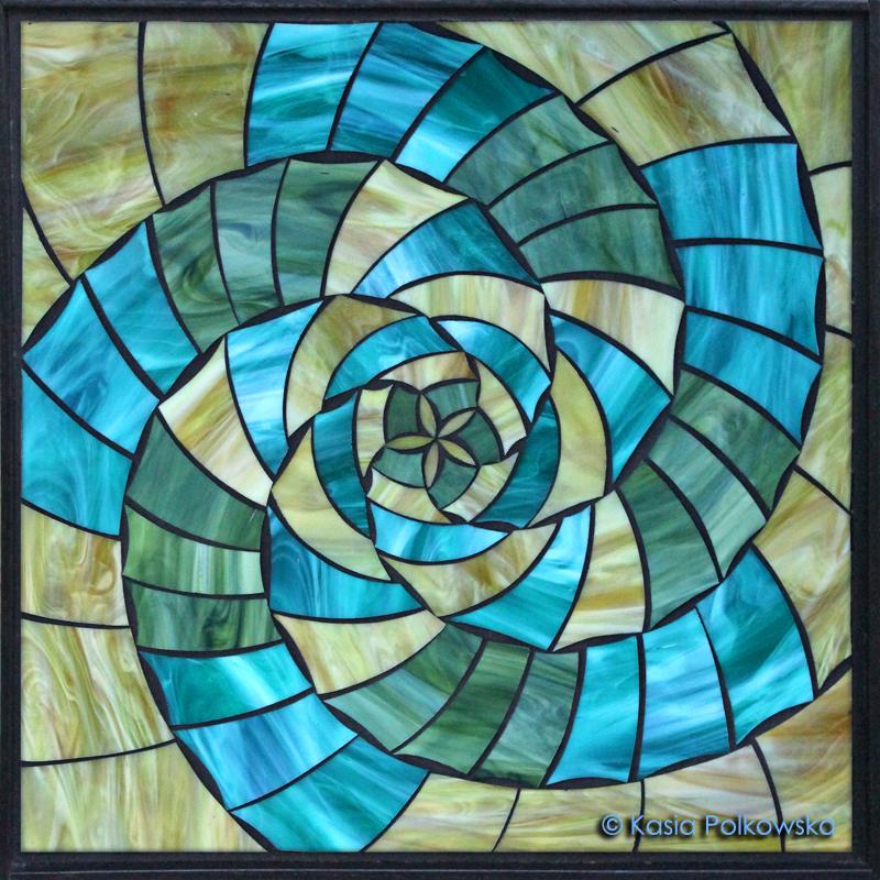 Kasia Mosaics Geometric And Mandala Designs