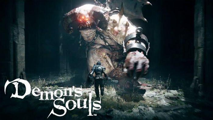 Demon's Souls REMAKE - REMASTERED