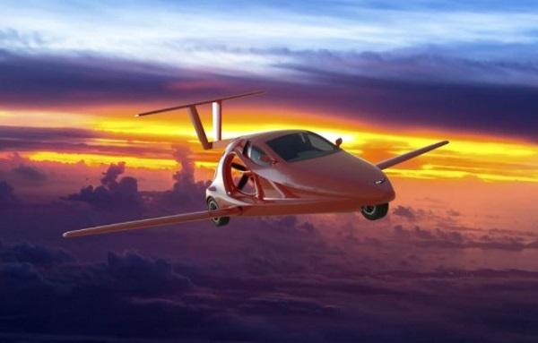 Mobil Terbang Switchblade Produksi Samson Motors Siap Mengudara