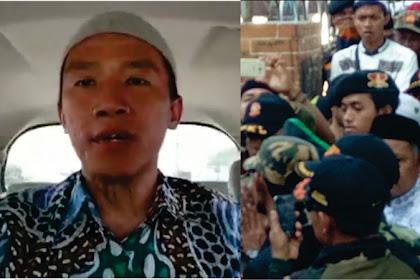 Subhanallah, Kajiannya Dibubarkan dan Disumpah Serapah, Ustadz Felix Justru Doakan Banser