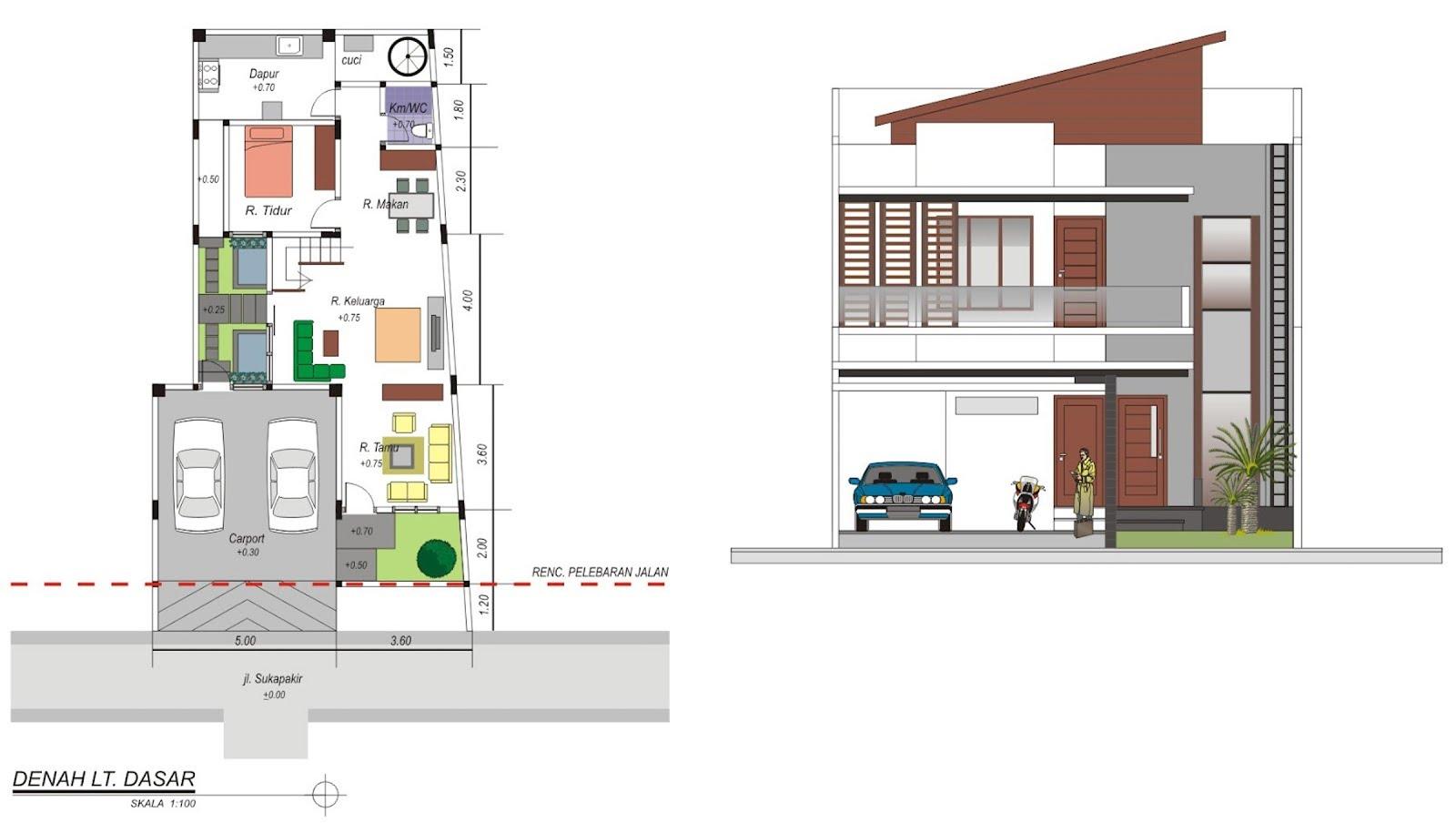 96 Desain  Rumah Dapur Depan  Design Dapur Interior Rumah