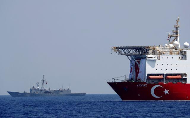 Τουρκία: Αν βρούμε φυσικό αέριο στο οικόπεδο «8» θα το μοιραστούμε