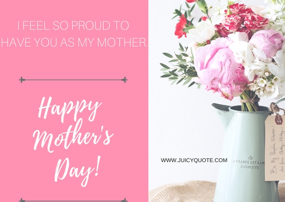 Happy mothers day greetingsquotes and wishes in english juicy quote mothers day status m4hsunfo