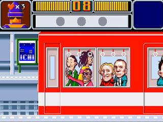 イチダントアール 電車の乗客を数えるゲーム