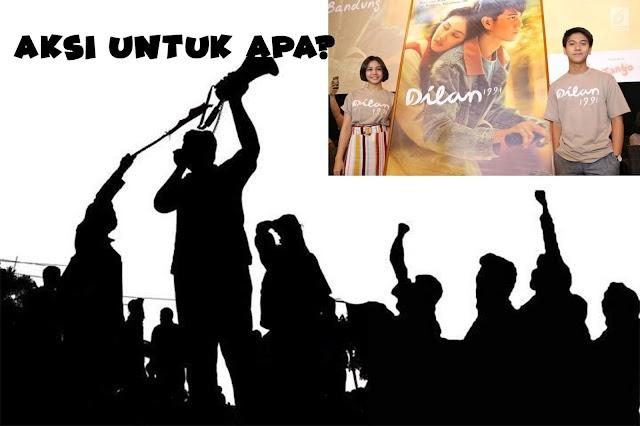 """Degradasi Nilai-nilai Akademisi Mahasiswa (Menyoal Aksi-Demonstrasi Terhadap Film """"Dilan 1991"""" di Makassar)"""