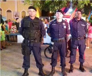 Sete dias de festa e tranquilidade: Guarda Municipal de Sousa (PB) é destaque no policiamento do SorriFolia