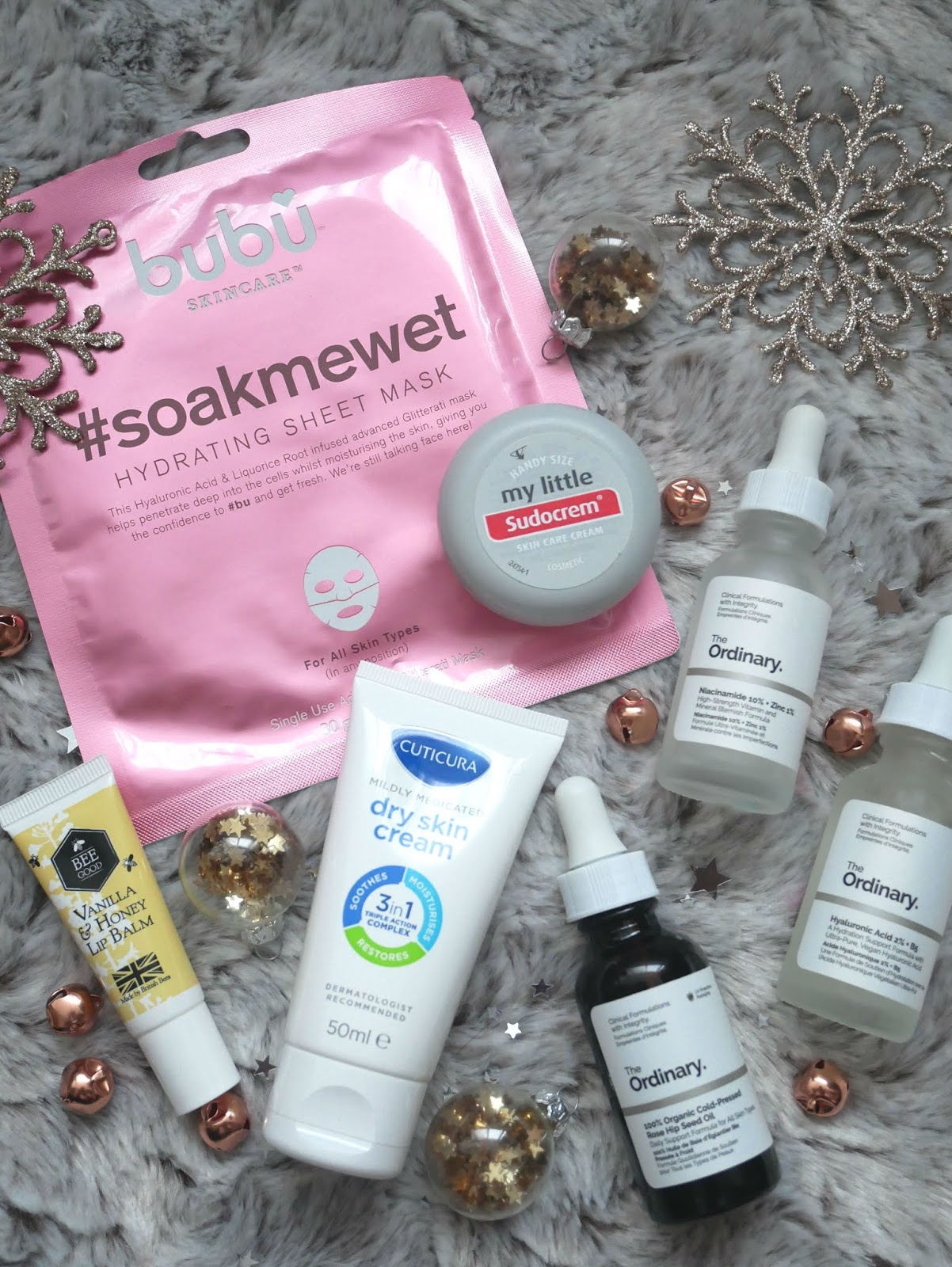winter acne skincare routine