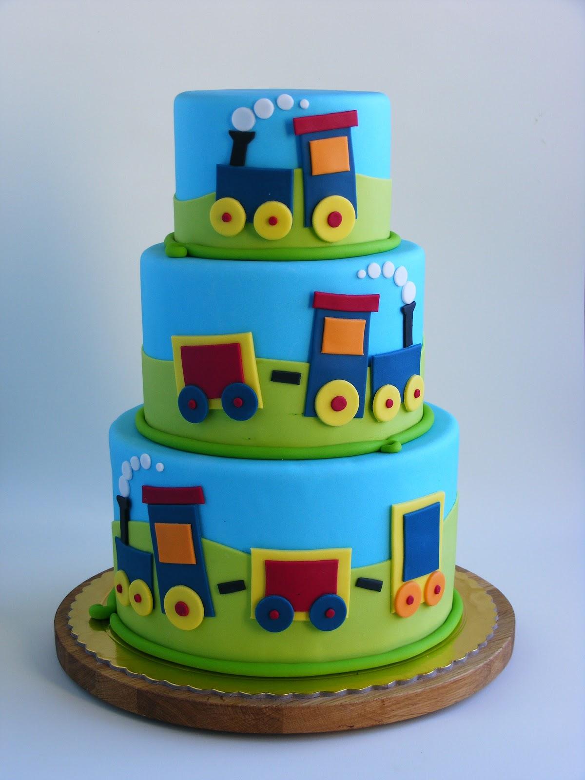 Southern Blue Celebrations Thomas The Train Train Cakes