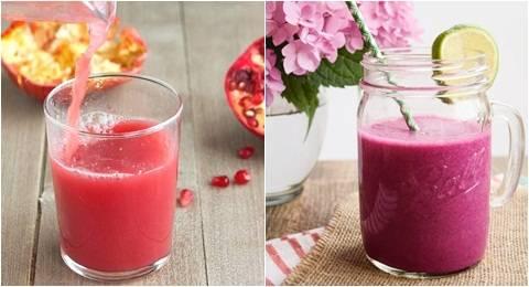 jus tidak sama dengan smoothie