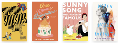 These are the four cover images to go with the books described below.