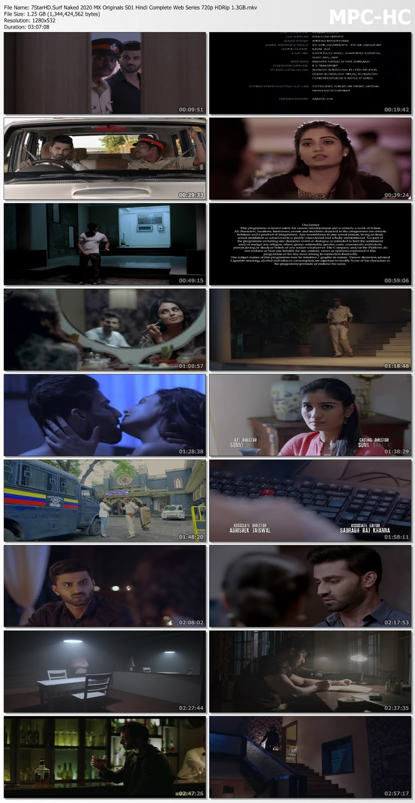 Naked 2020 MX Originals S01 Hindi Complete Web Series 600MB HDRip 480p