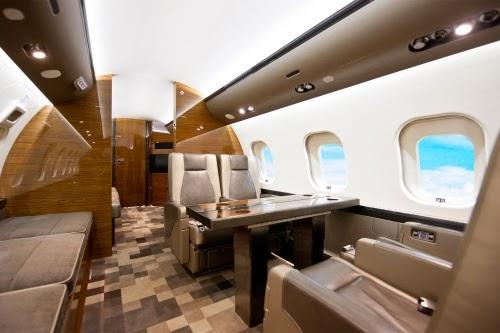 8 Pesawat Jet Termahal Dan Termewah di Dunia
