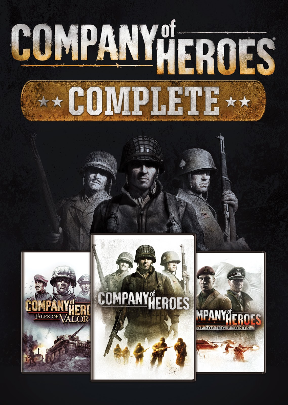 Company Of Heroes Complete Edition PC