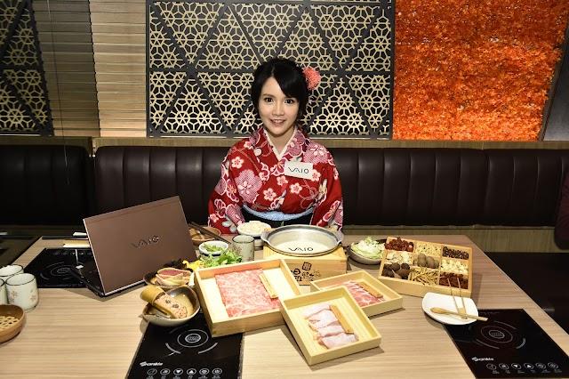 【期間限定】温野菜 聯乘 VAIO 送上冬日暖心「美人鍋套餐」