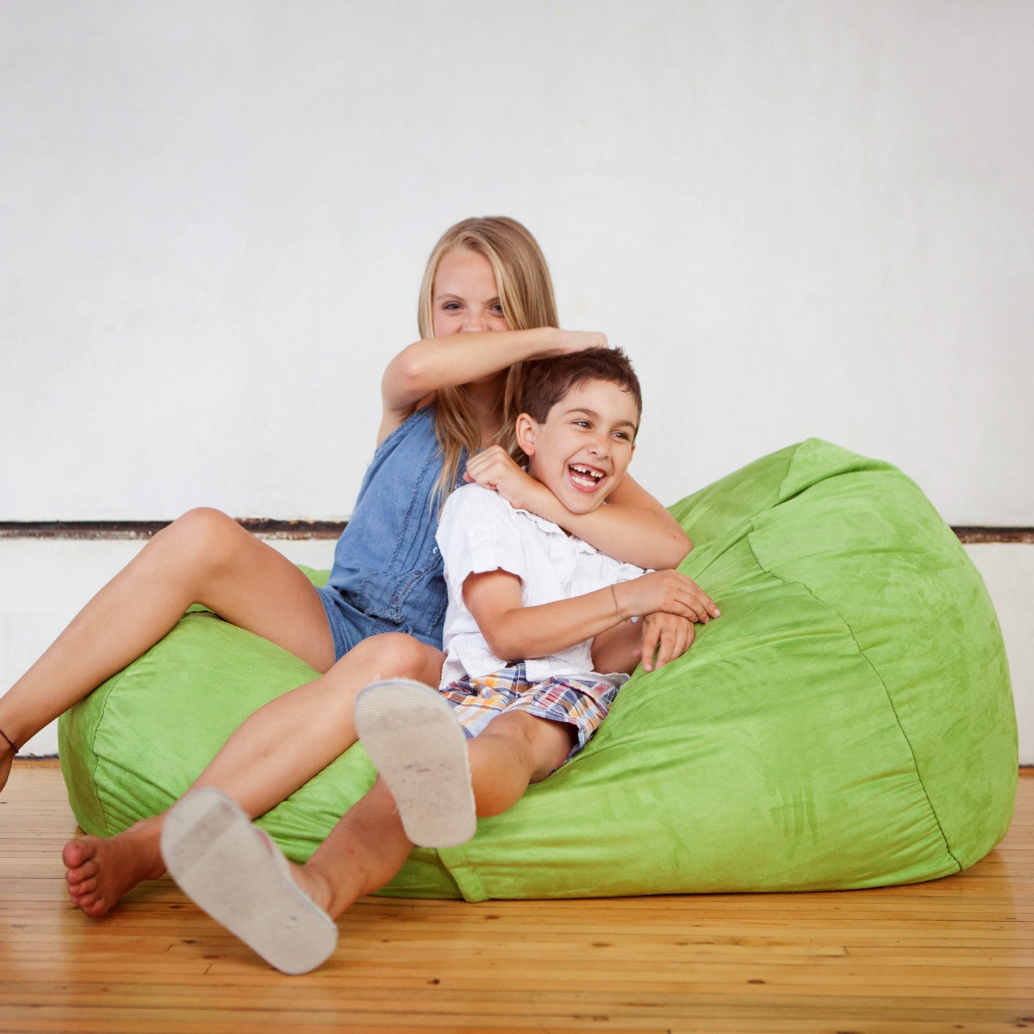 Comfy Bean Bag Chairs: Kids and Bean Bag Chairs, They Just ...