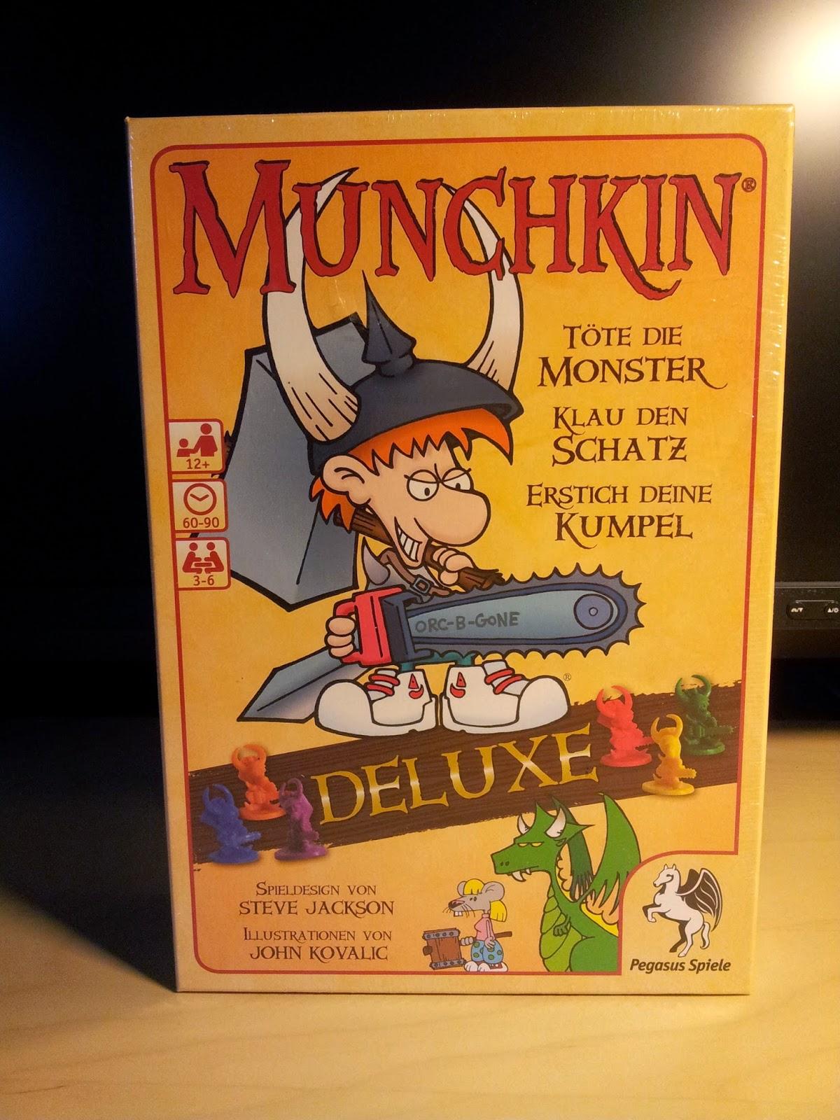 Munchkin Spielbrett