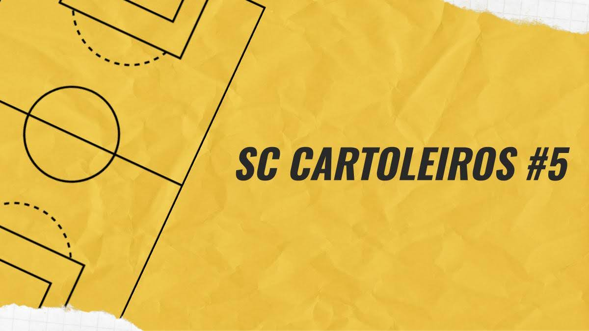 SC Cartoleiros #5 - Cartola FC 2020
