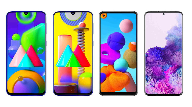Samsung मोबाइल प्राइस लिस्ट इन इंडिया 2020