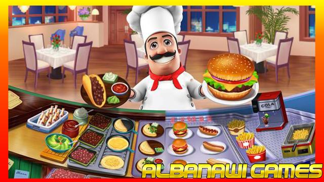تحميل لعبة Delicious World apk للأندرويد من الميديا فاير