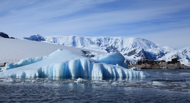 Sea ice hit record lows in November
