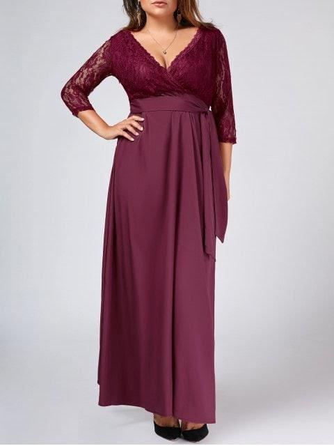 vestidos de noite