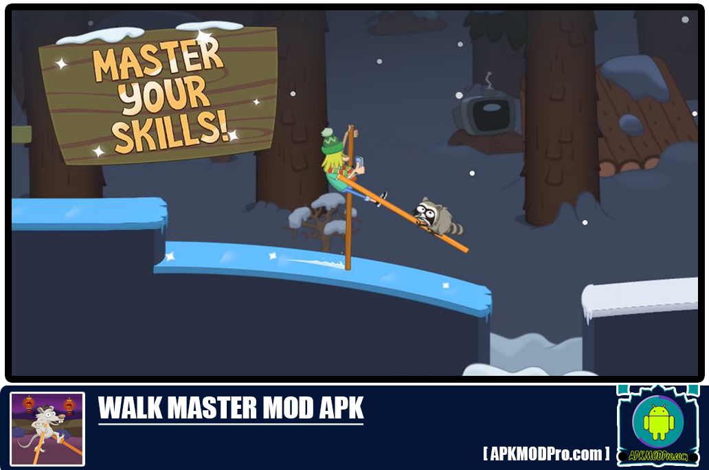 Download Walk Master MOD APK