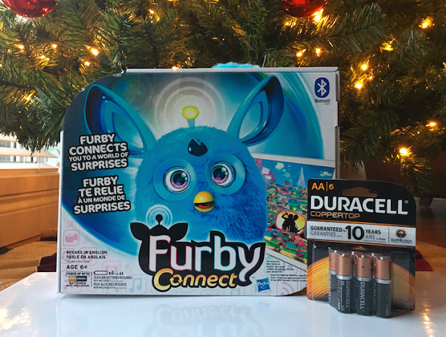 Powering Holiday Smiles and Imagination with Duracell and Hasbro