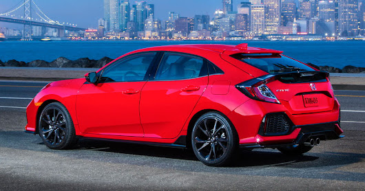 Honda's UK Factory Revitalized By Strong Sales Of The Civic In The U.S.