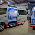 Modifikasi Ambulance Toyota Hiace type VIP