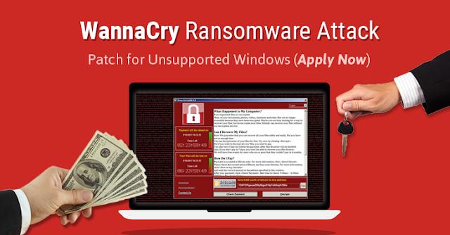 How to Protect WannaCry Virus