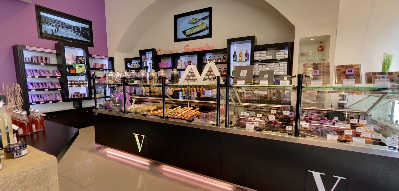 La boutique du Vatel Gourmet à Carnot