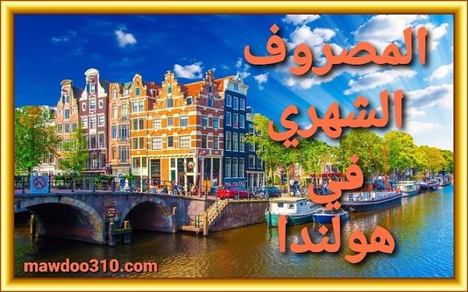 المصروف الشهري في هولندا | تكاليف المعيشة والسياحة والعمل للاجئين وعيوب الهجرة