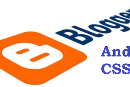 Cara Mengaplikasikan Css di Blog. Mudah dan Lengkap