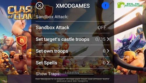 Cara Memasang XMod Games di Clash of Clans - Bilik Android