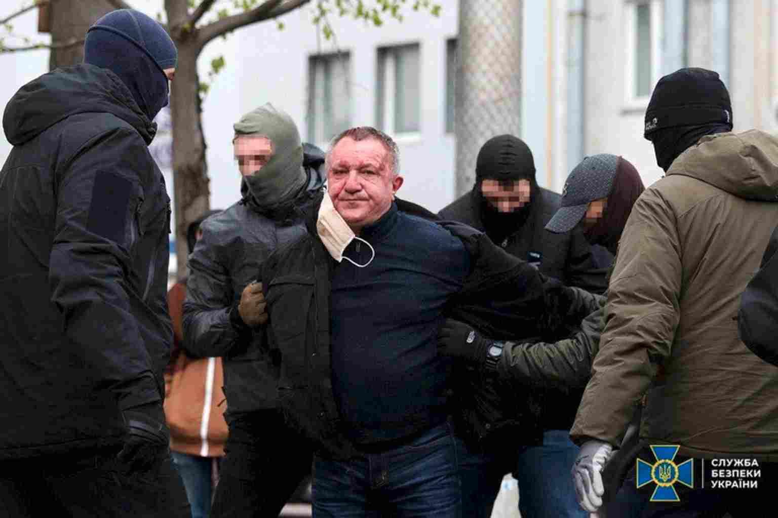 Ουκρανία: Συνελήφθη για κατασκοπεία υπέρ της Ρωσίας ο στρατηγός των μυστικών υπηρεσιών