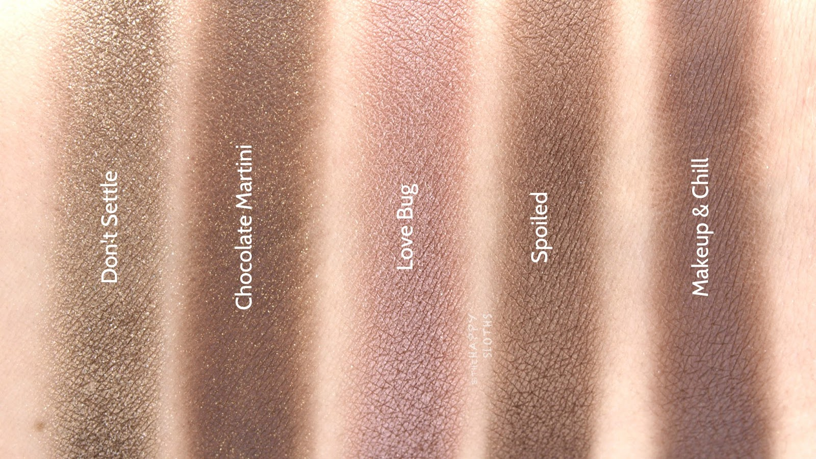 Too Faced Natural Love Palette: Review and Swatches