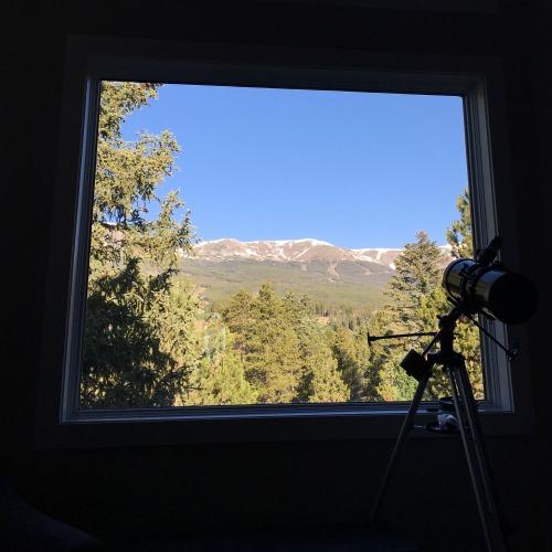 Breckenridge peaks