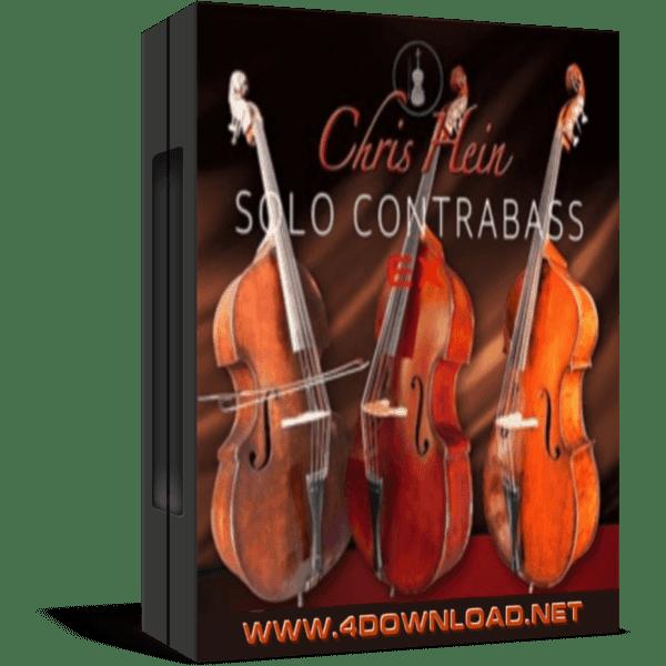 Download Chris Hein - Solo Contrabass KONTAKT Library