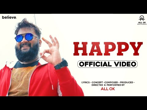 ALL OK New Album Song Lyrics – Happy Lyrics – New Kannada Song Lyrics