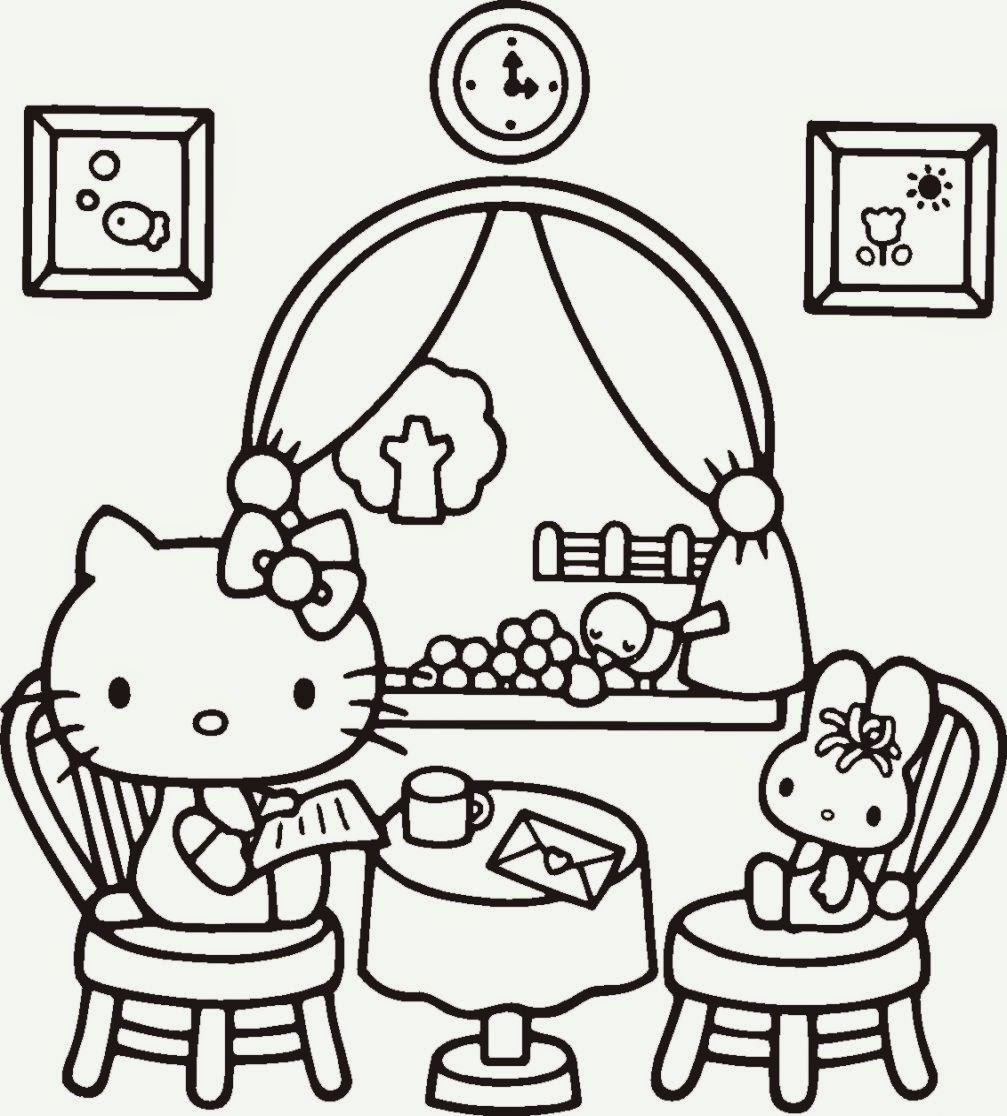 Coloring Pages For Kids Free Printables