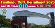 TNJFU Recruitment 2020 10 Lab Assistant Posts