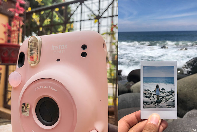 Patty Villegas - The Lifestyle Wanderer - Fujifilm - PH - Instax Mini 11 - Review - title