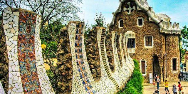 Parques para curtir a primavera em Barcelona