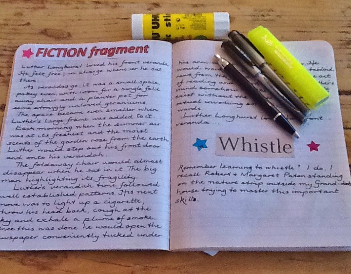 Helping Student Writers Make The Most Of Their Notebooks