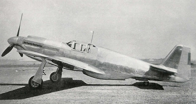P-51 prototype NA-73X NX19998, 7 July 1941 worldwartwo.filminspector.com